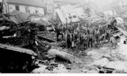il  disastro  della  diga  di Johnstown Flood 1889